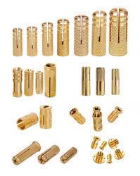 Brass Fasteners Anchors