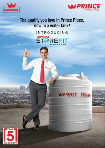 Prince Storefit Water Tank Prince Water Tank Wholesale Trader From Thane