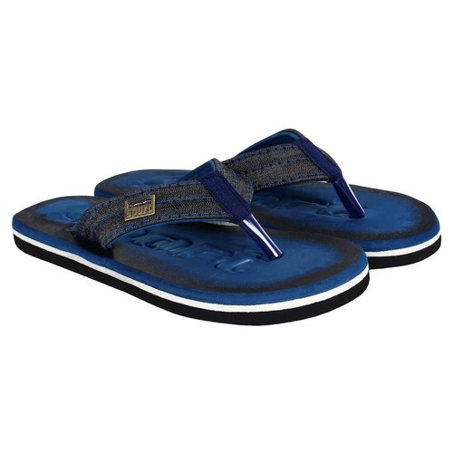 Mens Home Flip Flop Slipper, Size: 6-10, Packaging Type: Box