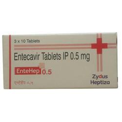 Entehep Entecavir Tablet