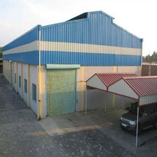 Porta Cabins Pre Fabricated Factory Shed Manufacturer