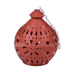 Terracotta Round Lamp Shade