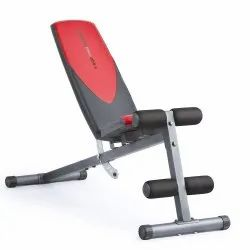 Black And Red Gym Fitness Benches