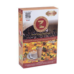 Zingysip Instant Butterscotch Coffee