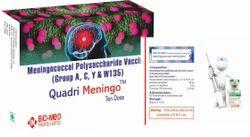 Meningococcal Polysaccharide Vaccine (Group A , C, Y & W 135), Quadrimeningo