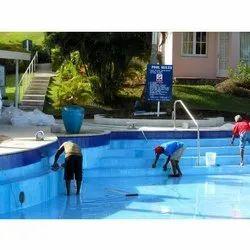 Swimming Pool Plumbing Work Service