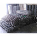 Inter Link Chain Link Mesh Fabric