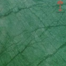 Udaipur Green Indian Marble Slab, Thickness: 15-20 mm, Application Area: Flooring