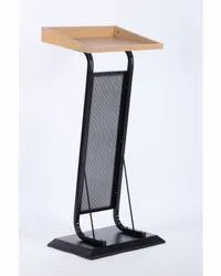 Wooden & Metal Podium
