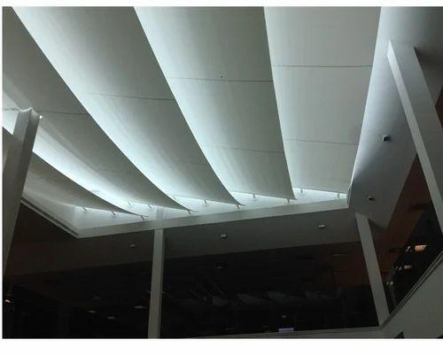 Tensile Fabric Internal Ceiling