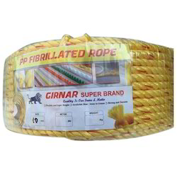 Agriculture PP Fibrillated Rope