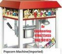 Mobile Popcorn Making Machine(Imported)