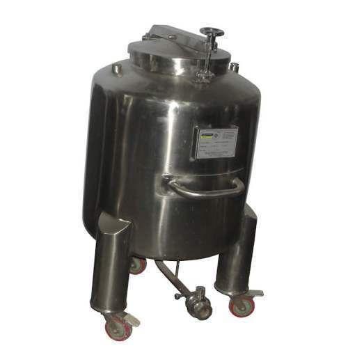 Perfume Manufacturing Vessel