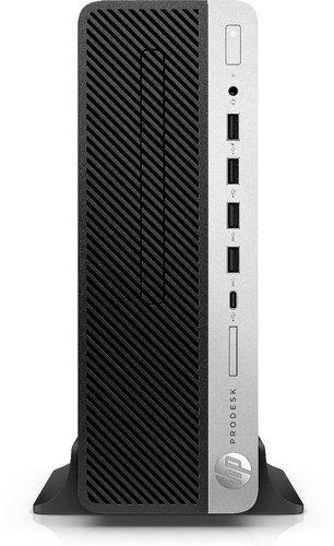 HP ProDesk 600 G3 Small Form Factor PC - SNA Power