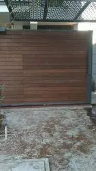 Thermo Ash Wall Cladding