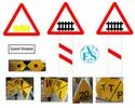 Retro-Reflective Traffic Sign Boards
