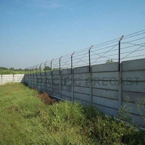 RCC Boundary Wall