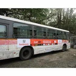 Offline Bus Ads