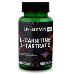 L-Carnitine L-Tartarate Capsules Weight Loss Slimming Dietary Supplement