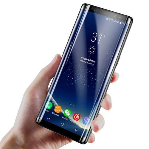 Baseus 0 3 mm Arc-Surface Tempered Glass Film Samsung Galaxy Note 8