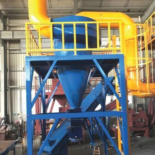Large Capacity Complete Radiator Copper Aluminum Separator