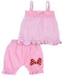 Pink Printed Pretty Girls Wear