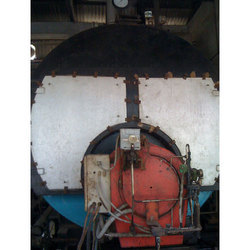 Used Horizontal Smoke Tube Type Steam Boiler