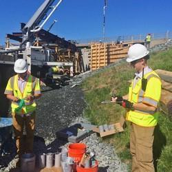 Bridge Construction Survey Services