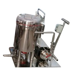 SS Sparkler Filter Machine