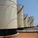 Industrial Petroleum Tanks