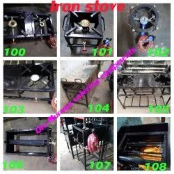 Own Iron, stainless steel Iron gas stove, For Hotel