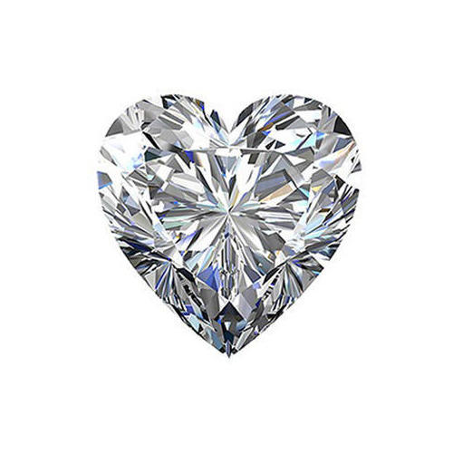 White Heart Shaped Cut Diamond 149ffe785fd5