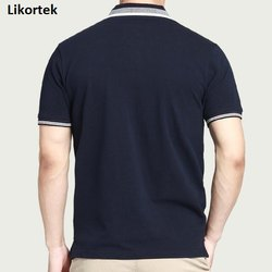 Mens Collor T Shirt
