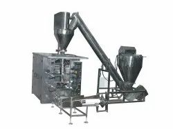 Automatic Bleaching Powder Pouch Packing Machine