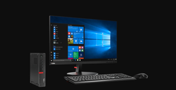 Lenovo Desktop, Hard Drive Capacity: 1TB