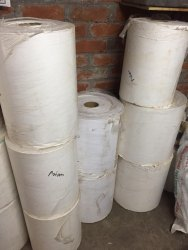 M.S White Plain Paper Rolls, GSM: Less than 80 GSM, Packaging Type: Box