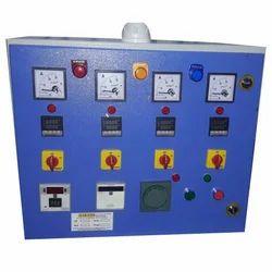 Three Phase Hydraulic Control Panel, IP Rating: IP40