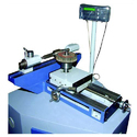 Worm Gear Center Distance Tester