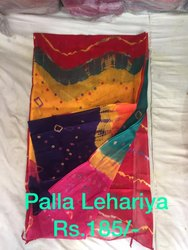 Multi Color Cotton Printed Safa