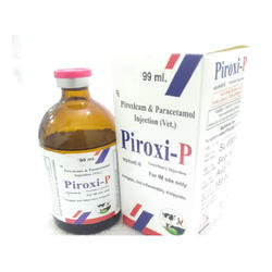 Piroxicam Paracetamol Injection
