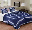 Shibori Printed Bed Sheet Set