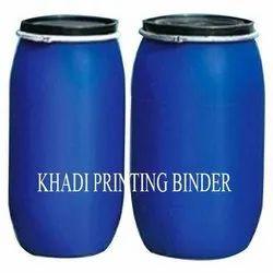 Printing White Khadi Paste