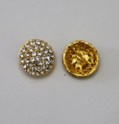 Metal Buttons, For Garment Sherwani, Size/Dimension: 28l