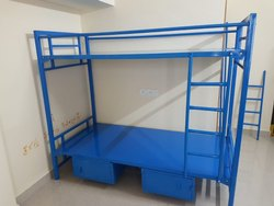 2 Tier Bunk Bed With Storage