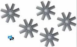 6 Blades Aluminum Impeller Dia 1120 MM