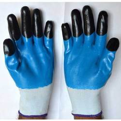 Medium Nitrile Coated Gloves