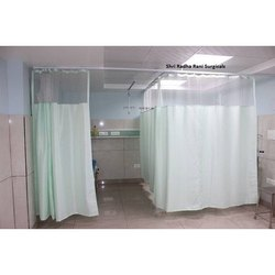 Plain Cubicle Curtain Tracks
