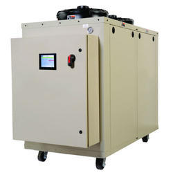 Automobile Industry Package Chillers