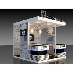 Decoration Trade Show Exhibit Display, For Advertising