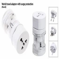 World Travel Adapter with Surge Protection